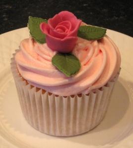 Rosebud Cupcakes