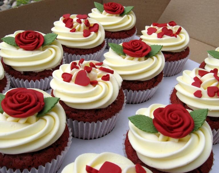 Wedding Cake Cupcake Ideas: Jessica's Wedding Cupcakes