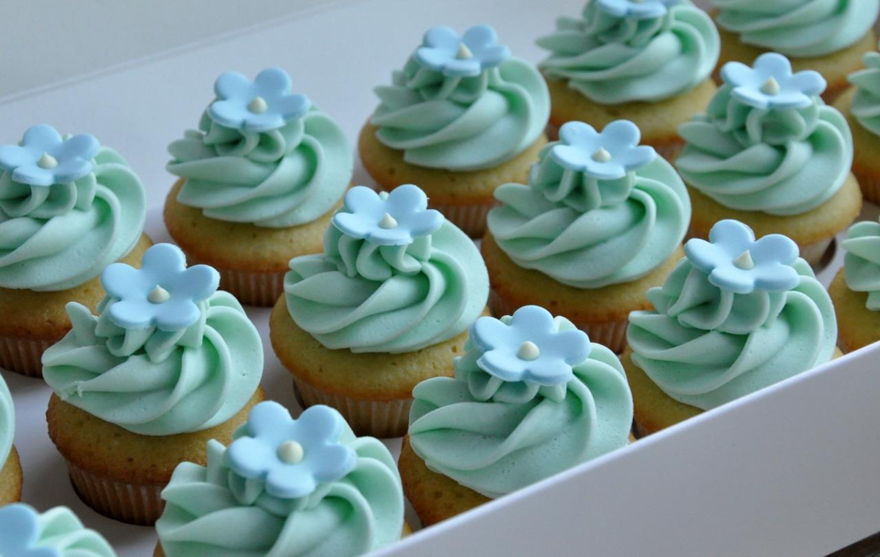 Baby Bundt Cakes